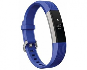Fitness náramek Fitbit Ace - Electric Blue / Stainless Steel